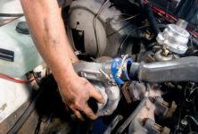 Порядок и правила установки турбокомпрессора на двигатель